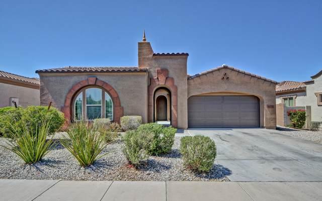 18170 W Desert Willow Drive, Goodyear, AZ 85338 (MLS #6225679) :: Long Realty West Valley