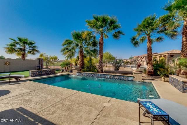 22388 N Goles Drive, Maricopa, AZ 85138 (#6225710) :: The Josh Berkley Team