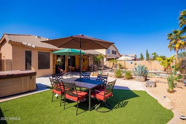 16141 W Marconi Avenue, Surprise, AZ 85374 (MLS #6225738) :: Yost Realty Group at RE/MAX Casa Grande