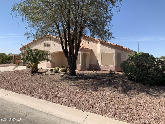 11128 W Carmelita Circle #12, Arizona City, AZ 85123 (MLS #6225789) :: The Ethridge Team