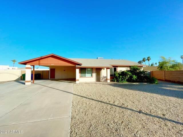 1123 S Vineyard, Mesa, AZ 85210 (MLS #6225811) :: The Luna Team