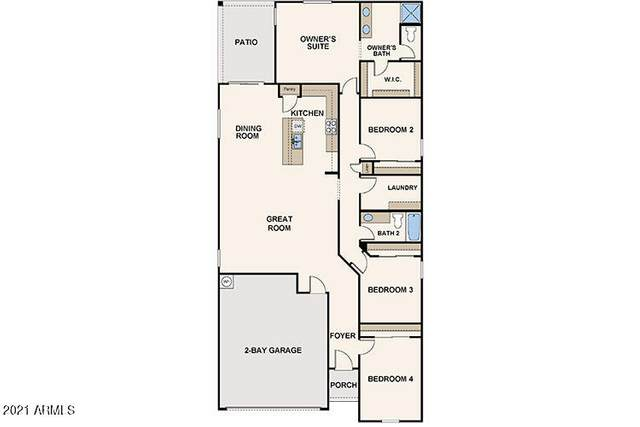 816 S Parker Place, Casa Grande, AZ 85122 (MLS #6225817) :: Yost Realty Group at RE/MAX Casa Grande