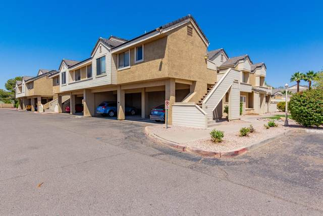 2035 S Elm Street #138, Tempe, AZ 85282 (MLS #6225820) :: My Home Group