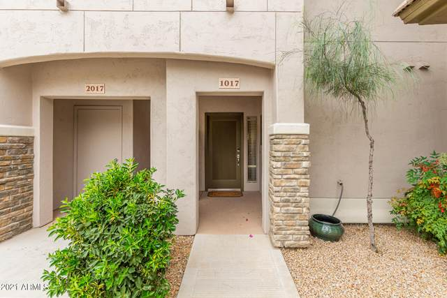 20121 N 76TH Street #1017, Scottsdale, AZ 85255 (MLS #6225831) :: The Luna Team