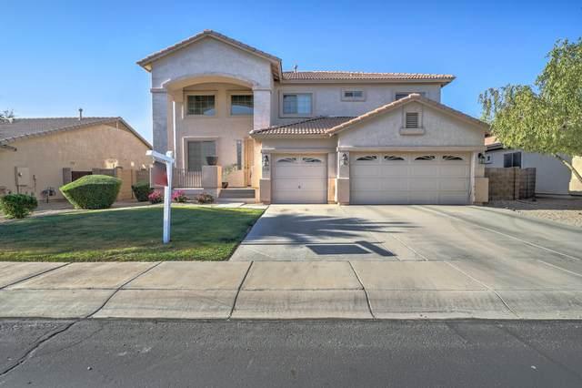43270 W Cydnee Drive, Maricopa, AZ 85138 (MLS #6225838) :: The Copa Team | The Maricopa Real Estate Company