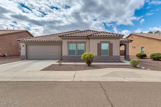 7525 W St Kateri Drive, Laveen, AZ 85339 (MLS #6225858) :: Yost Realty Group at RE/MAX Casa Grande