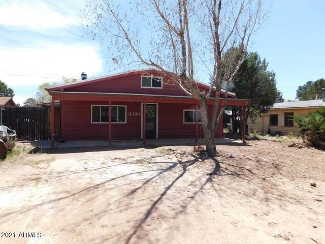 3389 Buckhorn Bend, Overgaard, AZ 85933 (MLS #6225863) :: Yost Realty Group at RE/MAX Casa Grande