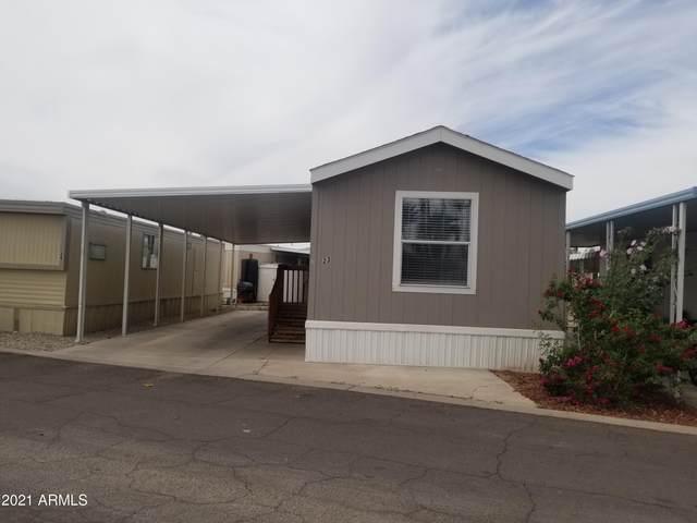 61 W Southern Avenue #23, Mesa, AZ 85210 (MLS #6225880) :: Yost Realty Group at RE/MAX Casa Grande