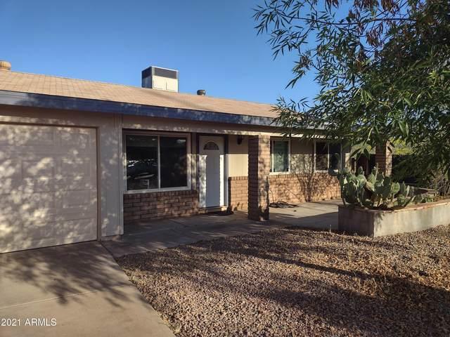 3119 S Dromedary Drive, Tempe, AZ 85282 (MLS #6225896) :: Executive Realty Advisors