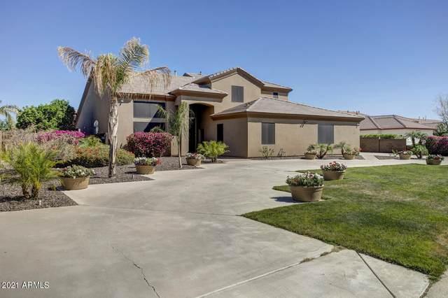 5322 W Whispering Wind Drive, Glendale, AZ 85310 (MLS #6225920) :: My Home Group