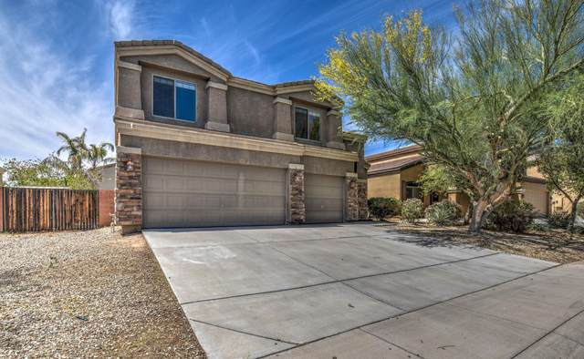 3475 W Allens Peak Drive, Queen Creek, AZ 85142 (MLS #6225932) :: The Luna Team