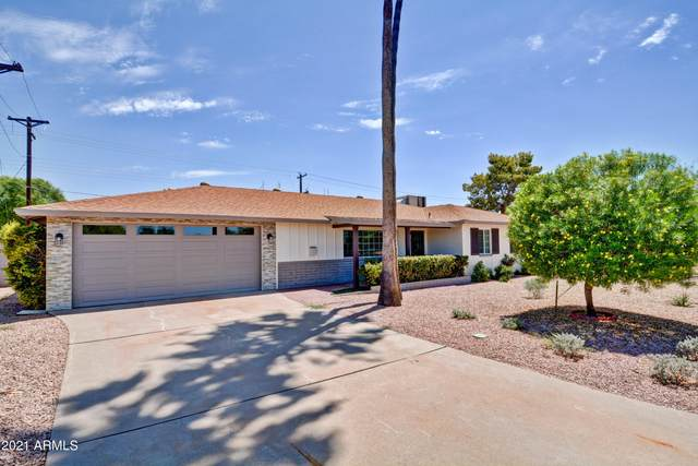 2501 N 81ST Way, Scottsdale, AZ 85257 (MLS #6225954) :: Kepple Real Estate Group