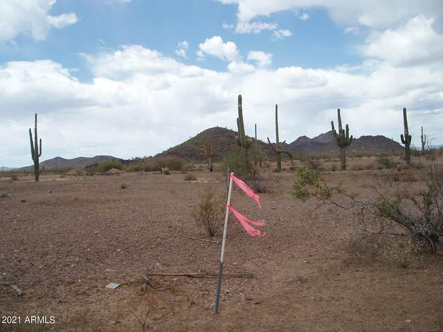 29780 W Painted Wagon Trail, Unincorporated County, AZ 85361 (MLS #6225962) :: The Riddle Group