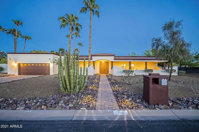 13051 N 70TH Street, Scottsdale, AZ 85254 (MLS #6225973) :: Selling AZ Homes Team