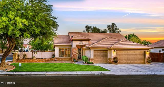7211 W Dreyfus Drive, Peoria, AZ 85381 (MLS #6225978) :: Yost Realty Group at RE/MAX Casa Grande