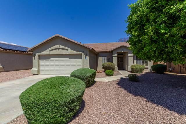 16054 W Carmen Drive, Surprise, AZ 85374 (MLS #6225993) :: Yost Realty Group at RE/MAX Casa Grande