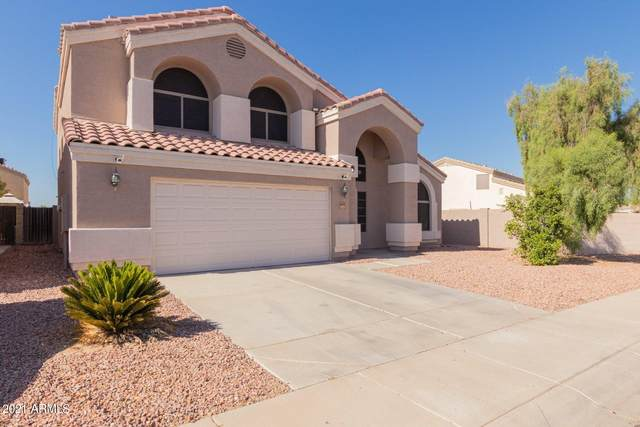 12918 W Gelding Drive, El Mirage, AZ 85335 (#6226036) :: The Josh Berkley Team