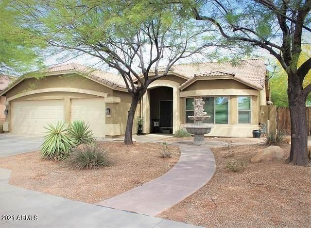 8544 E Natal Circle, Mesa, AZ 85209 (MLS #6226054) :: Kepple Real Estate Group
