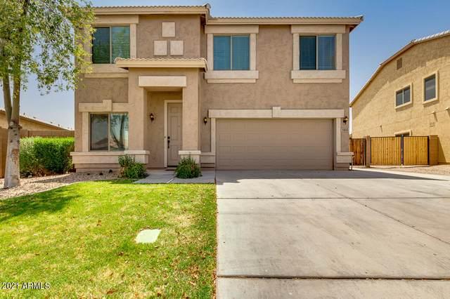 185 E Dry Creek Road, San Tan Valley, AZ 85143 (MLS #6226073) :: Yost Realty Group at RE/MAX Casa Grande