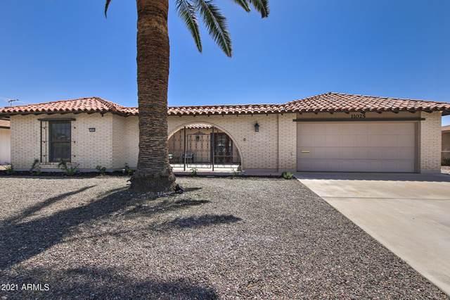 11025 W Waikiki Drive, Sun City, AZ 85351 (MLS #6226079) :: Yost Realty Group at RE/MAX Casa Grande