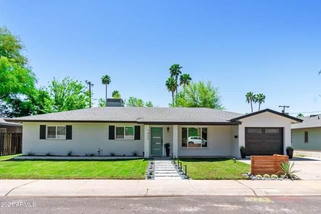 1423 E Berridge Lane, Phoenix, AZ 85014 (MLS #6226090) :: The Luna Team