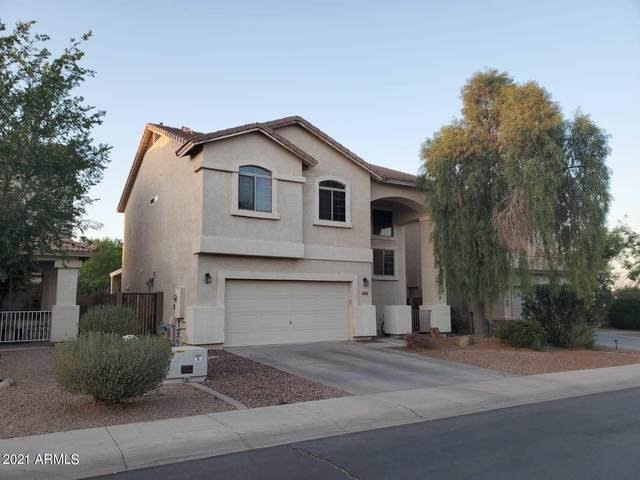 44754 W Sandhill Road, Maricopa, AZ 85139 (#6226100) :: The Josh Berkley Team