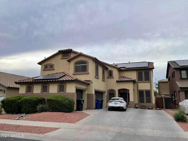 17864 W Andora Street, Surprise, AZ 85388 (MLS #6226111) :: Conway Real Estate