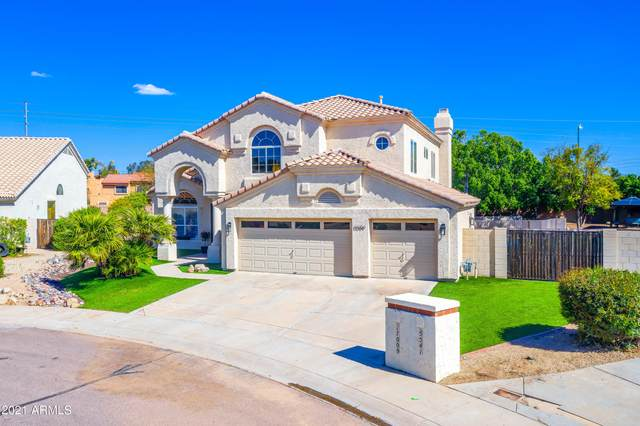 17009 N 55TH Place, Scottsdale, AZ 85254 (MLS #6226126) :: The Luna Team