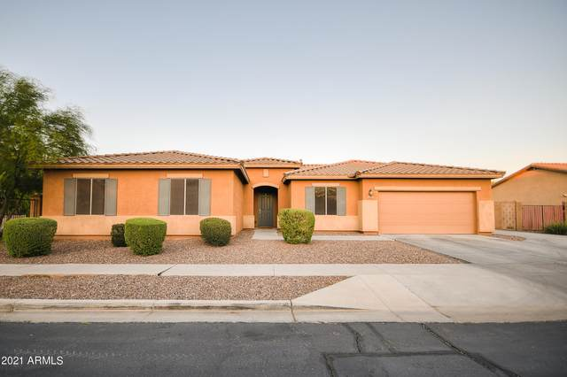 5801 S 55TH Lane, Laveen, AZ 85339 (MLS #6226130) :: Yost Realty Group at RE/MAX Casa Grande