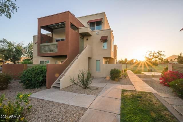 3600 N Hayden Road #3602, Scottsdale, AZ 85251 (MLS #6226180) :: TIBBS Realty