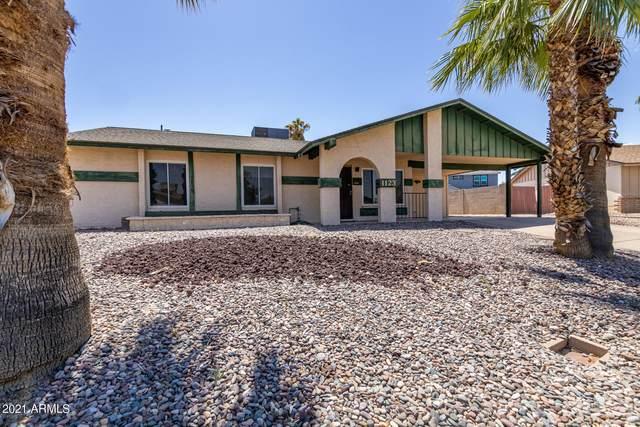 1123 W Los Lagos Vista Circle, Mesa, AZ 85210 (MLS #6226187) :: The Luna Team