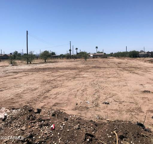 4030 S 13TH Street, Phoenix, AZ 85040 (MLS #6226204) :: Service First Realty