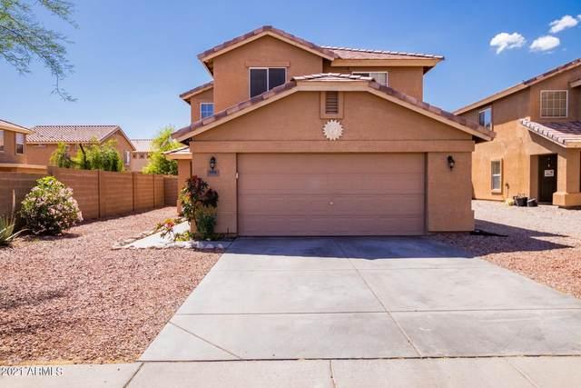 1100 S 223RD Drive, Buckeye, AZ 85326 (#6226213) :: The Josh Berkley Team
