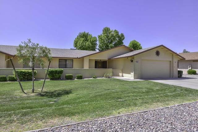 12963 W Ballad Drive, Sun City West, AZ 85375 (MLS #6226253) :: The Newman Team
