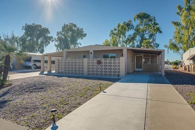 8934 E Country Club Drive, Sun Lakes, AZ 85248 (#6226256) :: Luxury Group - Realty Executives Arizona Properties