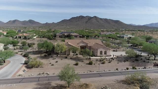 3958 E Villa Cassandra Way, Cave Creek, AZ 85331 (MLS #6226267) :: Yost Realty Group at RE/MAX Casa Grande