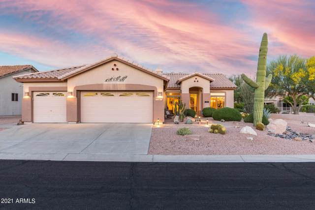 5381 S Emerald Desert Drive, Gold Canyon, AZ 85118 (MLS #6226277) :: The Riddle Group