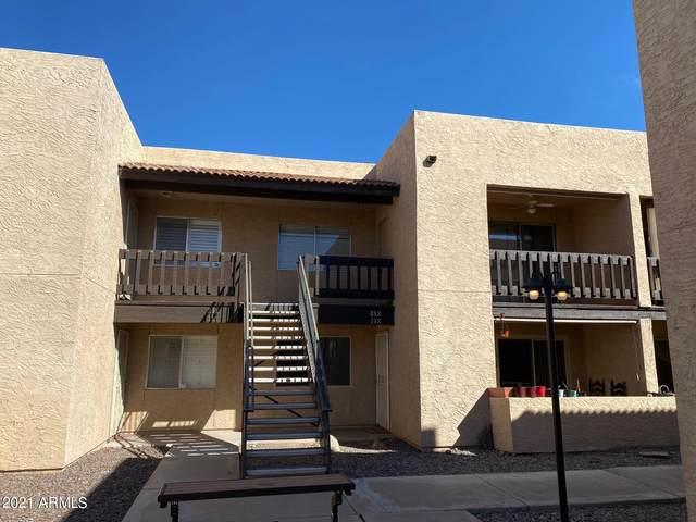 520 N Stapley Drive #212, Mesa, AZ 85203 (MLS #6226289) :: Maison DeBlanc Real Estate