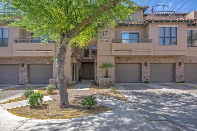 20660 N 40TH Street #2106, Phoenix, AZ 85050 (MLS #6226298) :: The Riddle Group