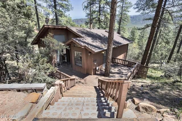 4885 N Lakeview Lane, Pine, AZ 85544 (MLS #6226299) :: Dave Fernandez Team   HomeSmart