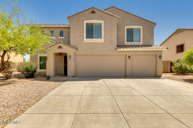 22571 W Ashleigh Marie Drive, Buckeye, AZ 85326 (MLS #6226324) :: The Luna Team