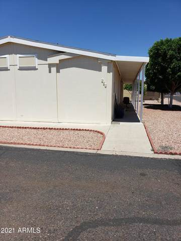 11596 W Sierra Dawn Boulevard #256, Surprise, AZ 85378 (MLS #6226330) :: The Riddle Group