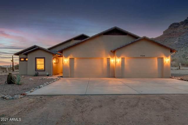 7593 W Vivian Place, Queen Creek, AZ 85142 (MLS #6226332) :: Arizona 1 Real Estate Team