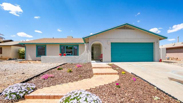 1321 Buckhorn Circle, Sierra Vista, AZ 85635 (MLS #6226351) :: Yost Realty Group at RE/MAX Casa Grande