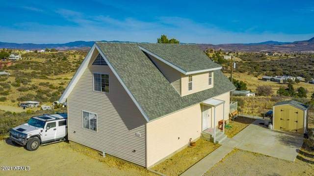 18245 S Tawny Lane, Peeples Valley, AZ 86332 (MLS #6226393) :: The Riddle Group
