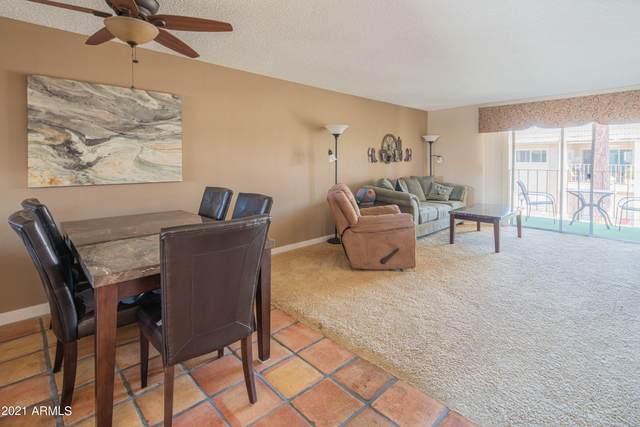 7436 E Chaparral Road B250, Scottsdale, AZ 85250 (MLS #6226407) :: The Ellens Team