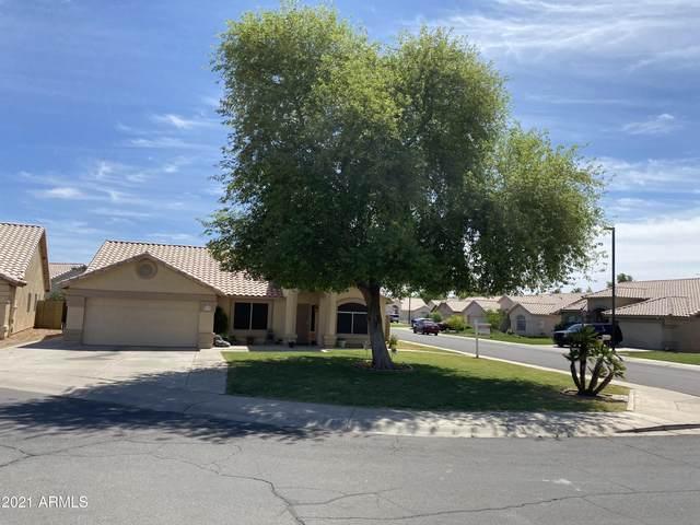 937 S San Joaquin Court, Gilbert, AZ 85296 (MLS #6226426) :: The Laughton Team