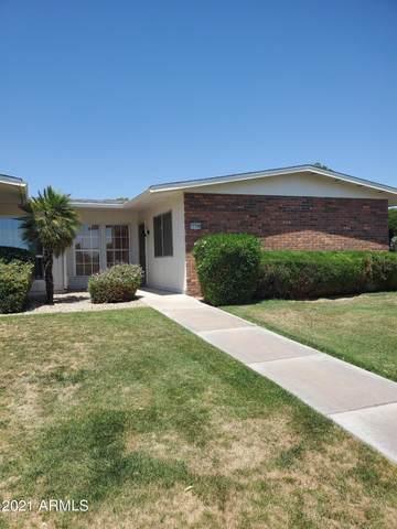 17338 N Del Webb Boulevard, Sun City, AZ 85373 (MLS #6226436) :: Yost Realty Group at RE/MAX Casa Grande