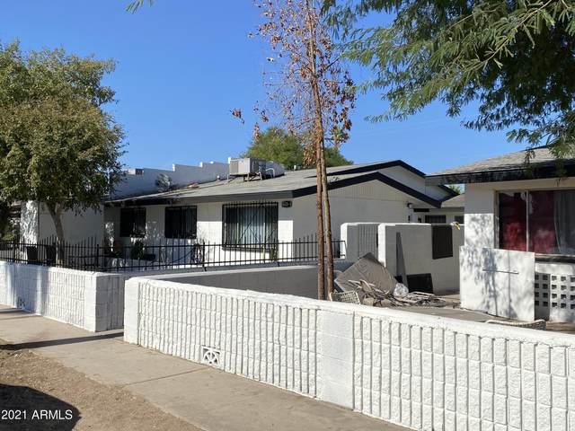 4128 E Moreland Street #3, Phoenix, AZ 85008 (#6226471) :: Luxury Group - Realty Executives Arizona Properties