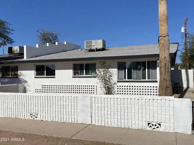 4134 E Moreland Street #4, Phoenix, AZ 85008 (#6226484) :: Luxury Group - Realty Executives Arizona Properties